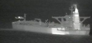 Los Royal Marines incautan un petrolero iraní bajo las órdenes de EE.UU.