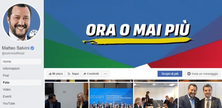 """Facebook, Cara Italia: """"Persa occasione, questo è odio"""""""