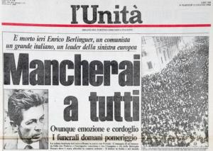 La memoria perduta dei giornali italiani: l'Unità e altri casi