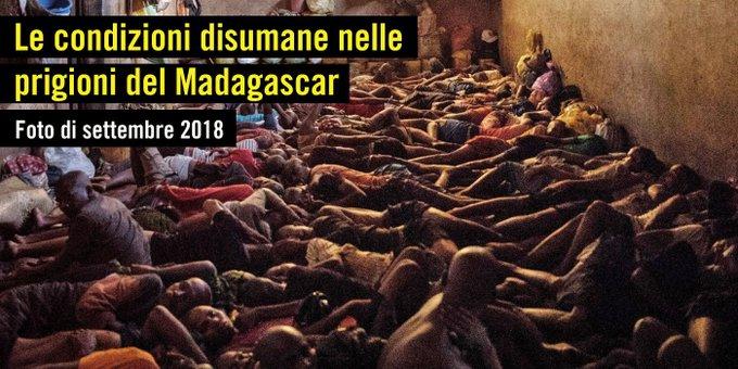 Madagascar, prigioni disumane: lo conferma anche il primo ministro