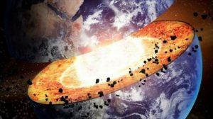 El núcleo de la Tierra se derrama hasta sus partes más externas