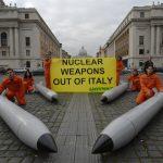Il mondo cattolico bresciano si mobilita contro la presenza di armi nucleari sul territorio italiano