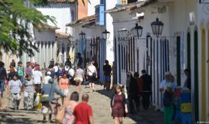 Unesco reconhece Paraty e Ilha Grande como Patrimônio Mundial