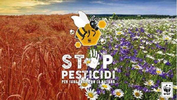 Cambia la Terra denuncia l'insabbiamento del piano pesticidi