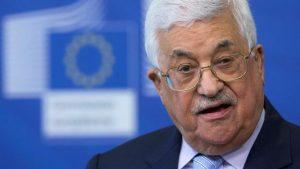 El presidente palestino, Mahmud Abbás, anuncia la suspensión de «todas las relaciones» con EE.UU. e Israel