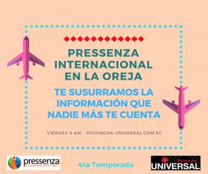Pressenza Internacional En la Oreja 28-06-2019 «Especial Paz en Colombia»