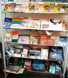 Projeto estimula leitura em crianças e jovens de hospital da UFF