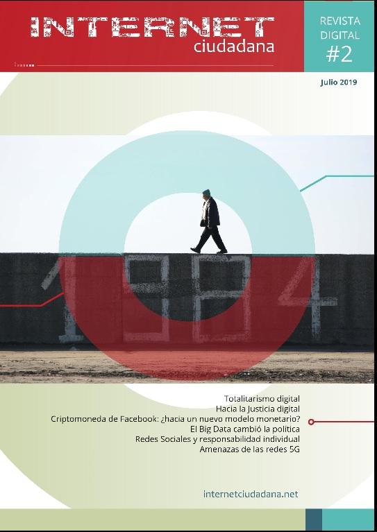 Internet Ciudadana lanzó nuevo número de su publicacion digital