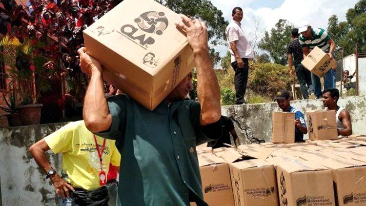 « Si les USA voulaient vraiment une opération humanitaire au Venezuela, la population ne serait pas intentionnellement privée de l'accès aux médicaments et à la nourriture »