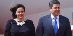 Honduras: denuncia contra la primera dama