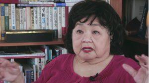 Intervista a Setsuko Thurlow, sopravvissuta alla bomba di Hiroshima