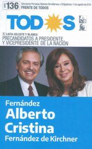 Primarias en Argentina: El sol sale para Todos, no para pocos
