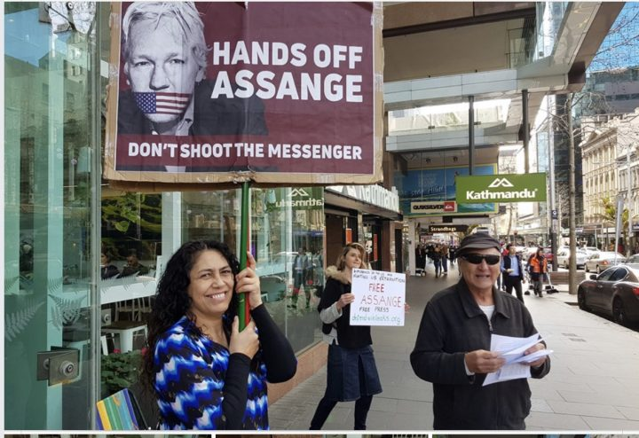 Assange Must Not Also Die in Jail