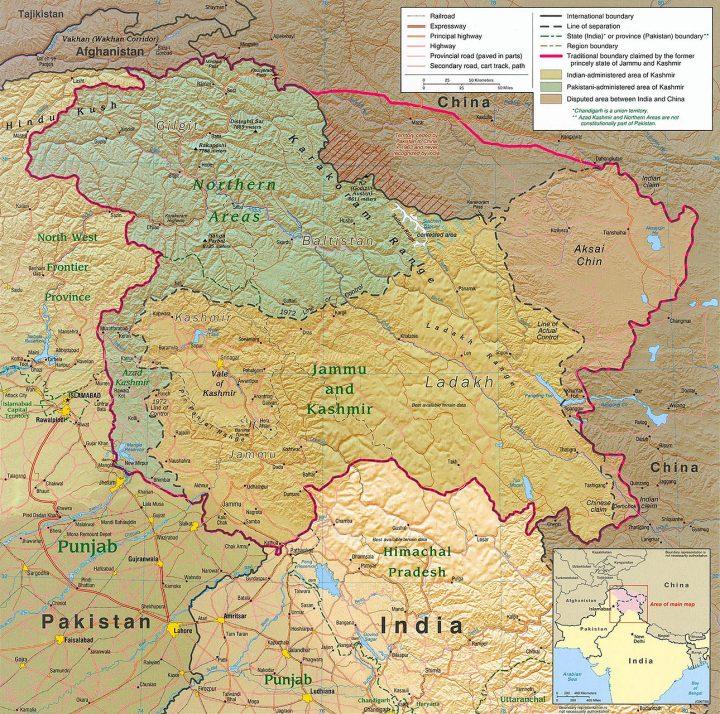 El colosal error de la India en Cachemira
