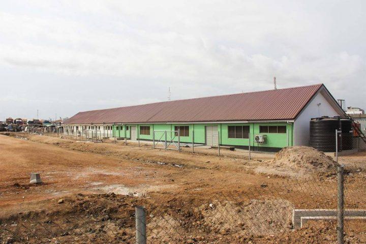 Agbogbloshie: Technical Training Centre