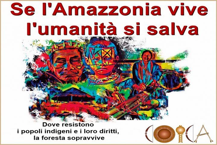 El pueblo amazónico declara catástrofe ambiental y humanitaria