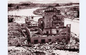 Les ombres d'Hiroshima et Nagasaki
