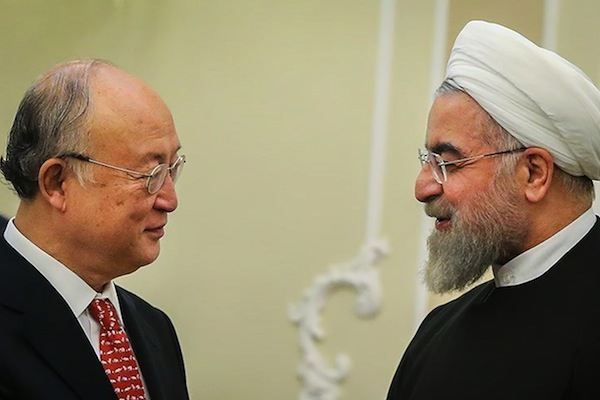 IAEA chief's death could spell the end of the Iran nuclear deal