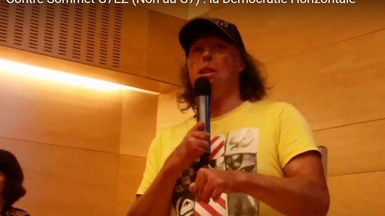 [Contre-sommet G7EZ] La Démocratie Horizontale : «Les voies de l'émancipation, du municipal à l'international»