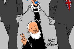 Desenmascarando la tortura de Julian Assange