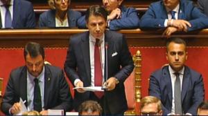 """Politica: con il discorso di Conte ieri ha vinto la """"buona politica"""", ma è tardivo"""