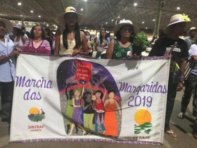 Brasilien: Marsch der indigenen Frauen führt den Widerstand an