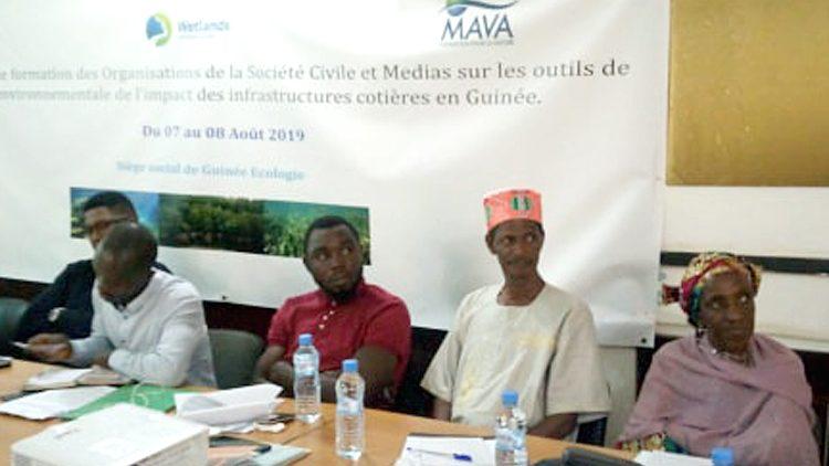 Comment impliquer la société civile et les médias dans la gestion environnementale en Guinée ?