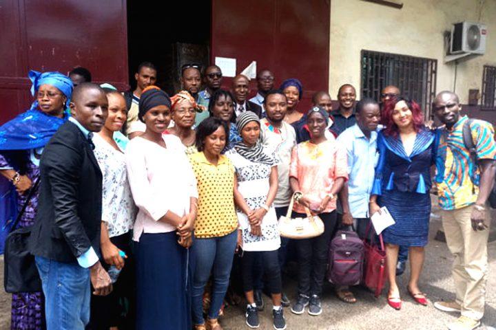 Santé : vingt journalistes orientés sur les messages d'intervention sanitaire de masse (campagne de vaccination, de distribution de médicament)