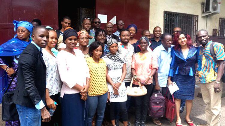 Santé: vingt journalistes orientés sur les messages d'intervention sanitaire de masse (campagne de vaccination, de distribution de médicament)