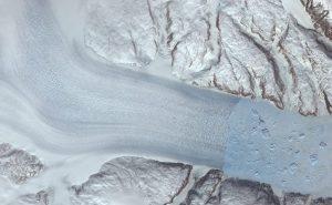 Pounding Heat Clobbers Greenland