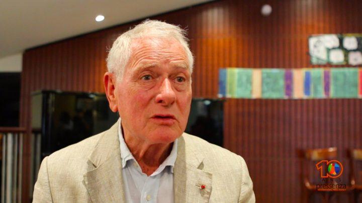 Interview de Bernard Norlain : Paix et désarmement nucléaire [3/3]