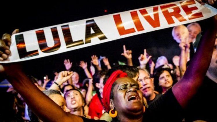 Libérez Lula !