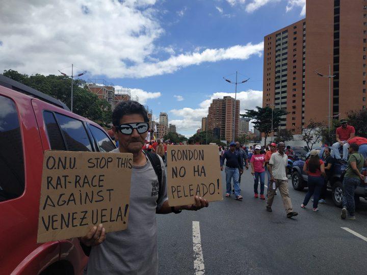 """Venezuela, Marinella Correggia: """"non sono mai stata in un posto dove la gente avesse così tanta voglia di parlare"""""""