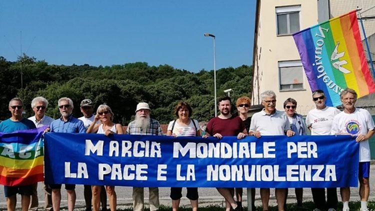Marcia Mondiale per la Pace e la Nonviolenza