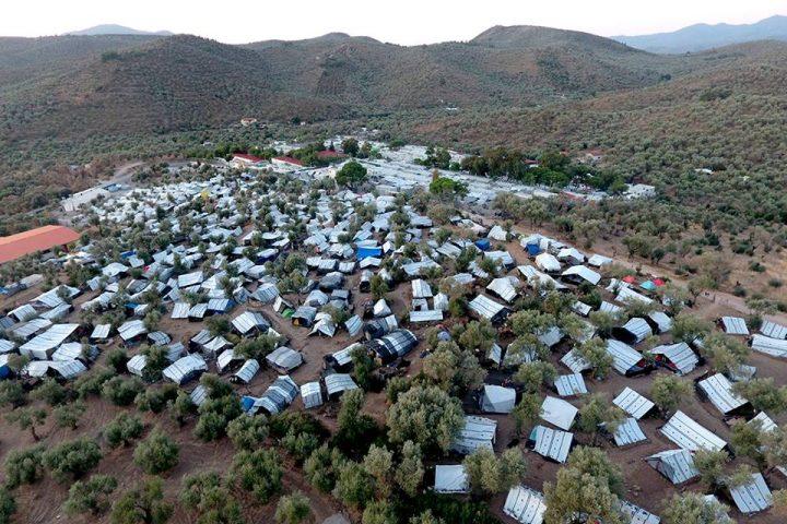 Οργάνωση IRC για την εμφάνιση του πρώτου επιβεβαιωμένου περιστατικού με κορωνοϊό στη Μόρια
