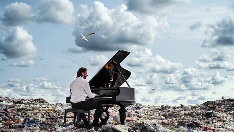 Pavel Andreev Music: Royal on garbage