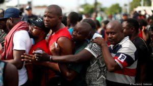 África: Nova rota de fuga de migrantes é pelo ar