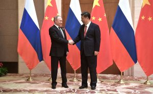 Russia and China are Growing Together Again