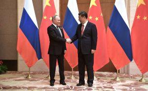 Rusia y China juntas de nuevo