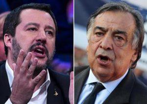 Leoluca Orlando – Δήμαρχος Παλέρμο: η Ιταλία παραβιάζει τις αξίες της Ευρωπαϊκής Ένωσης