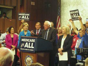 Estados Unidos, los planes democráticos en salud: conflicto entre «socialistas» y moderados