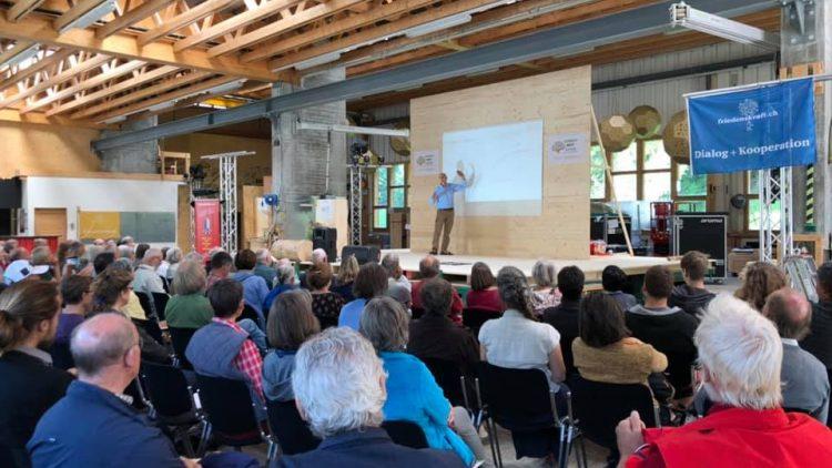 Sommer WEFF Davos: Wachstum Erde Frieden und Freiheit