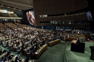 Will Sanctions Undermine 1947 US Treaty with UN?