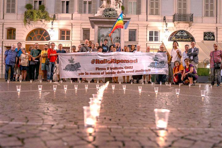 Invitiamo il Parlamento a ricordare il 6 agosto anniversario del bombardamento atomico di Hiroshima