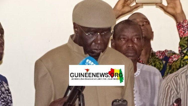 Université de Sonfonia: bientôt la bibliothèque de la Fac. de Droit portera le nom de feu Dr Mamoudou Barry (Recteur)