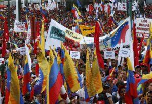 El pueblo venezolano es inusual y extraordinario