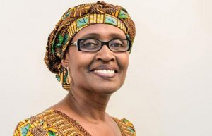 Winnie Byanyima, nouvelle Directrice de l'ONUSIDA