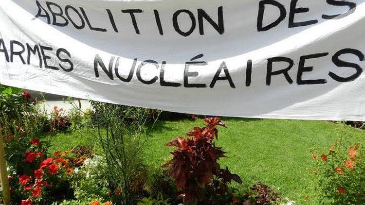 Saintes : 20 ans d'action pour abolir les armes nucléaires