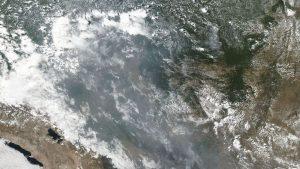 Crisis diplomática a raíz de los incendios en la Amazonía brasileña: breves apuntes sobre discursos incendiarios