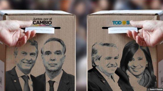 Argentina nos puede dar el primer respiro contra la derecha neofascista